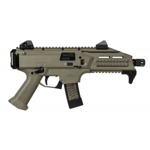 "CZ Scorpion EVO 3 S1 9mm 20+1 7.75"" Pistol in Flat Dark Earth - 91352"