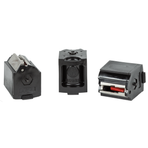 Ruger 90451 Replacement Magazine 3 Pack 10/22, 77/22, SR-22 22LR 10 rd Black