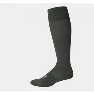 UA Men's HeatGear Boot Sock Color: Foliage Green Size: X-Large