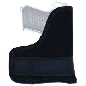 Grovtec US Inc GTHL14804 Inside the Pocket 04 Black Lammy Suede - GTHL14804