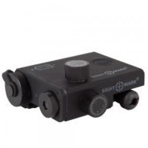 Sightmark SM25001 LoPro Green Laser AR-15 Weaver/Picatinny Mnt Blk