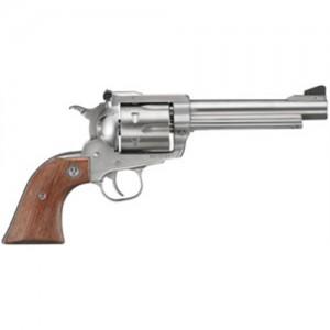 """Ruger Super BlackHawk .44 Remington Magnum 6-Shot 5.5"""" Revolver in Satin Stainless - 811"""