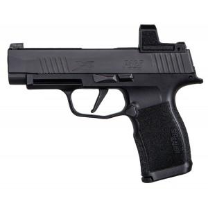 "Sig Sauer P365 XL 9mm 12+1 3.7"" Pistol in Black Nitron (Romeo Zero Optic) - 365XL9BXR3RXZ"