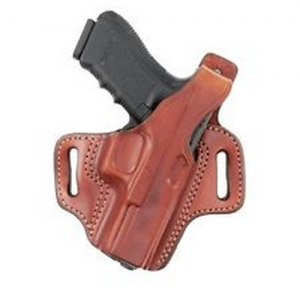 167 Nightguard Holster Color: Tan Gun: Glock 20 with Streamlight M3 Hand: Right Handed - H167TPRU-G20 M3