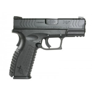 "Springfield XDM 9mm 19+1 3.8"" Pistol in Black - XDM9389BTHC"