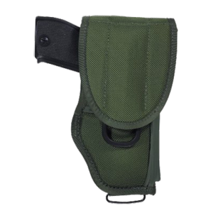 Bianchi 14362 UM841 Universal Military Astra;Bren Ten;Colt;CZ;Glock;H&K;Llama;Ruger Nylon Olive Drab - 14362