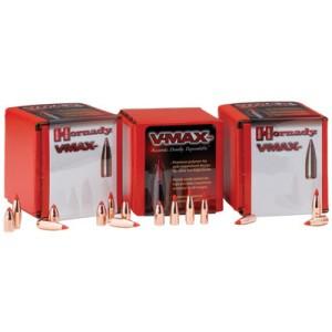 Hornady Bullets .310 Caliber 123 Grain V-Max 100 Round Box 3142
