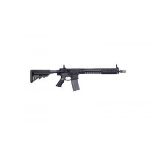 "Knights Armament Company SR 15 .223 Remington/5.56 NATO 30-Round 16"" Semi-Automatic Rifle in Black - 31030"