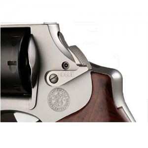 Hogue Extended Cylinder Release For Smith & Wesson Revolver 00686