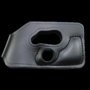 Desantis Gunhide Pocket Shot Right-Hand Pocket Holster for Kimber Solo/Kahr Arms PM9, PM40 in Black - 110BJX3Z0