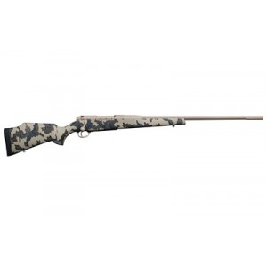 "Weatherby Mark V .300 Winchester 3-Round 26"" Bolt Action Rifle in Kuiu Vias Camo - MAOM300NR6O"