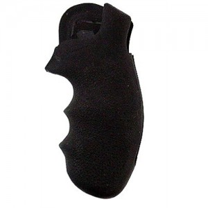 Hogue Finger Groove Grips For Smith & Wesson K/L Frame Round Butt 19000