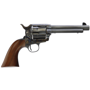 "Taylors & Co 1873 .45 Long Colt 6-Shot 5.5"" Revolver in Blued (Gunfighter Deluxe) - 5001DE"