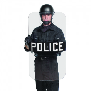 Premier Crown - 3100 Riot Shield Decal: Corrections