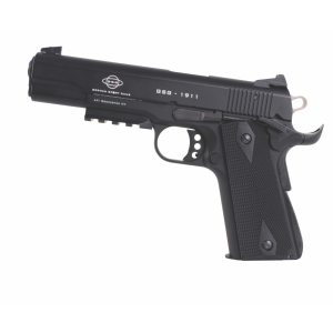 "American Tactical Imports GSG-1911 .22 Long Rifle 10+1 5"" 1911 in Black - 1911ADOP"