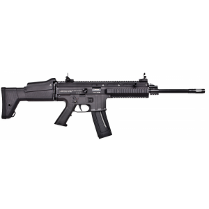 "ISSC/LSI MK22 .22 Long Rifle 10-Round 16"" Semi-Automatic Rifle in Black - M211001"