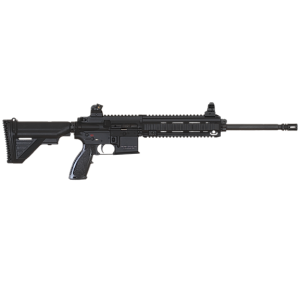 "Heckler & Koch (HK) MR556 A1 .223 Remington/5.56 NATO 30-Round 16.5"" Semi-Automatic Rifle in Black - MR556A1"