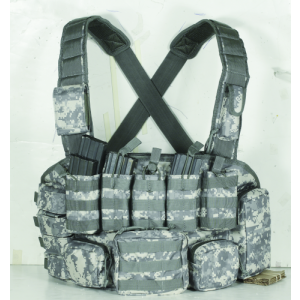 Tactical Chest Rig Color: Army Digital