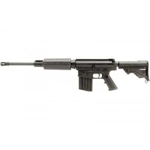 """DPMS Panther Arms Oracle Tactical Precision .308 Winchester/7.62 NATO 19-Round 16"""" Semi-Automatic Rifle in Black - 60560"""