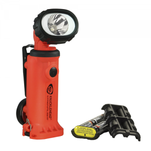 Streamlight-Knucklehead Spot Charger: Alkaline, with Blister Pack