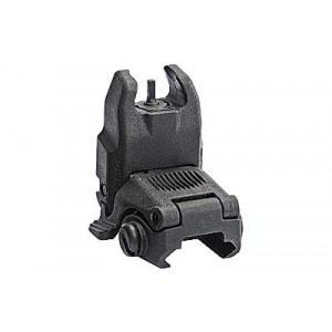 Magpul Industries MBUS Front Sight Generation II Fits Picatinny Black Front Flip Up MAG247-BLK