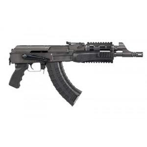 """Century Arms C39 7.62x38mm Nagant 30+1 11.375"""" AK Pistol in Black - HG3083N"""