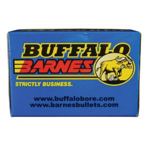Buffalo Bore Ammunition Buffalo-Barnes Lead Free .30-06 Springfield Tipped TSX Boat Tail, 168 Grain (20 Rounds) - 40B/20