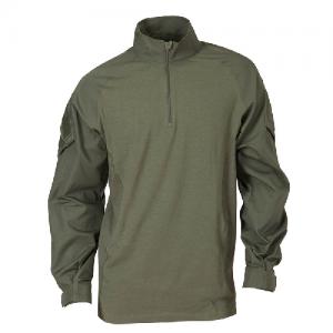 5.11 Tactical Rapid Assault Men's Long Sleeve Shirt in TDU Green - Large