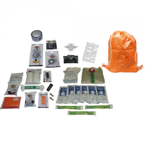 5ive Star Gear Bug-Out Emergency Pack Bug Out Emergency Bag in Orange - 5230000