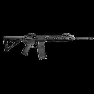 """Adcor Defense B.E.A.R. Elite Piston AR-15 .223 Remington/5.56 NATO 30-Round 16"""" Semi-Automatic Rifle in Black - 2012000E"""