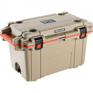 IM 70QT Elite Cooler Tan/Orange