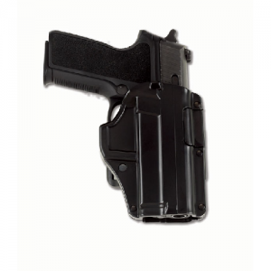 """Galco International M6X Auto Locking Right-Hand Belt Holster for Sig Sauer P229 in Black (3.9"""") - M6X250"""
