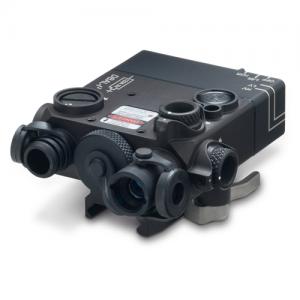 DBAL-I2, Red Laser - Class IIIa, IR - Class I, Black