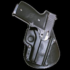 Fobus KA1RP Roto Paddle Holster KA1RP N/A Black Plastic - KA1RP
