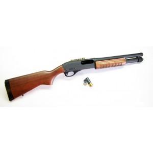 "Remington 870 Police  .12 Gauge (3"") 6-Round Pump Action Shotgun with 18"" Barrel - 87018SF"