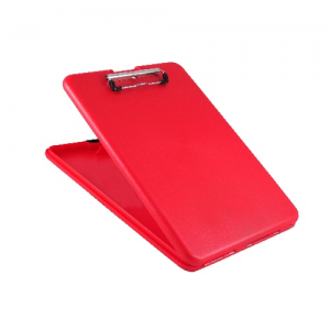 SlimMate Storage Clipboard - Letter/A4 Color: Red