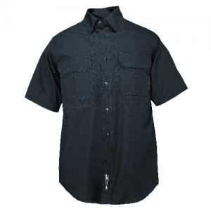 5.11 Tactical Tactical Shirt Men's Uniform Shirt in Fire Navy - Large