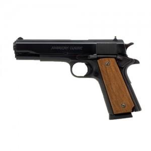 "American Classic 1911 .45 ACP 8+1 5"" 1911 in Black (Classic Government Model) - AC45G"