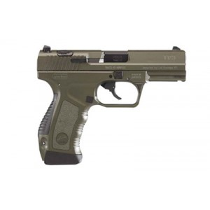 """Century Arms TP-9 9mm 18+1 4"""" Pistol in OD Green - HG2846G-N"""