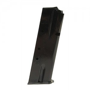 Mec Gar 9mm 13-Round Steel Magazine for Browning Hi-Power - BRHP13B