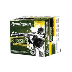 "Remington Express .12 Gauge (2.75"") 00 Buck Shot (25-Rounds) - 20411"