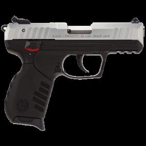 "Ruger SR22 .22 Long Rifle 10+1 3.5"" Pistol in Polymer - 3607"