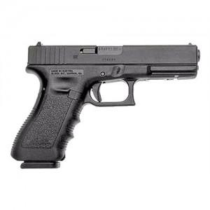 """Glock 17 9mm 10+1 4.49"""" Pistol in Matte Black (Gen 3) - PI1750201"""