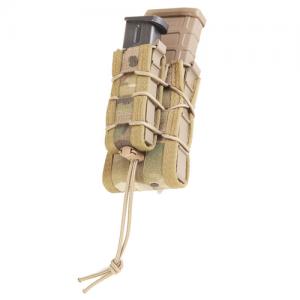 Belt Mounted Double Decker TACO Color: MultiCam