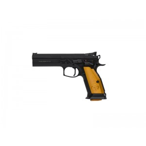 "CZ 75 TS 9mm 20+1 5.4"" Pistol in Black - 91261"