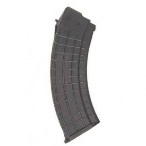 Pro Mag 30 Round Capacity Replacement Magazine for AK-47 7.62x39mm Black Polymer Finish AKA1