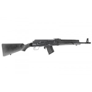 "Russian Weapons Co Saiga 5.45X39 10-Round 16"" Semi-Automatic Rifle in Black - IZ240"