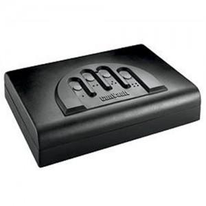 GunVault Biometric Microvault Fingerprint Recognition & Key Override MVB500