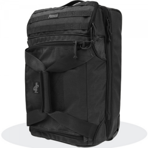 Maxpedition Tactical Rolling Carry-On Waterproof Carry On Suitcase in Black - 5001B