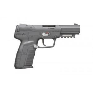 """FN Herstal Five-Seven 5.7x28mm 10+1 4.75"""" Pistol in Black (Adjustable Sights) - 3868929302"""